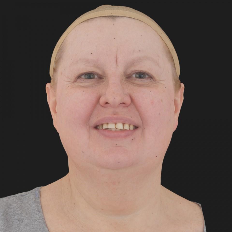 Lesley Corlett 16 Happy