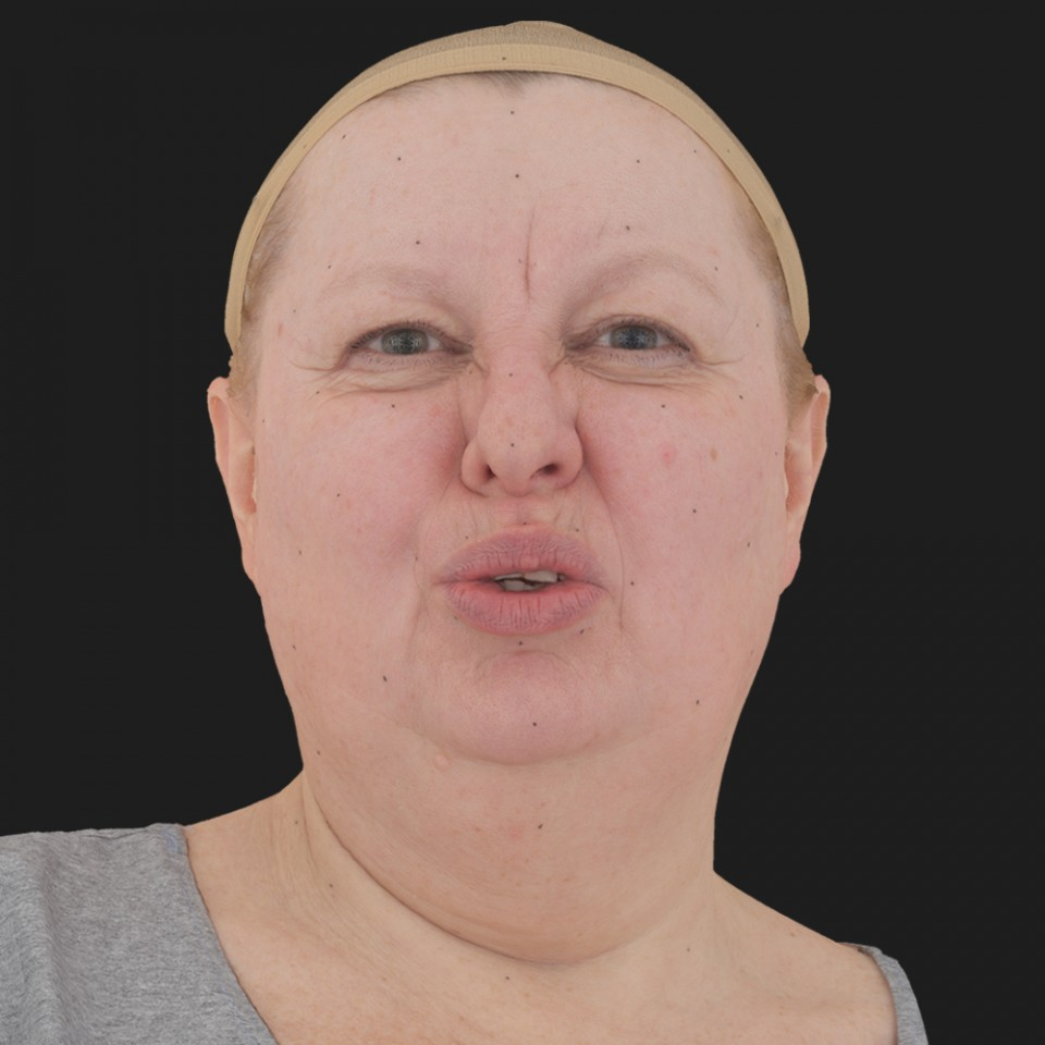 Lesley Corlett 19 Disgust