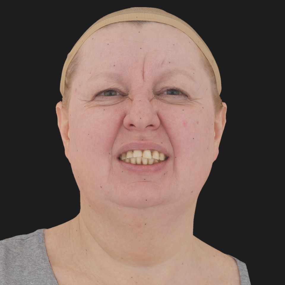Lesley Corlett 20 Rage