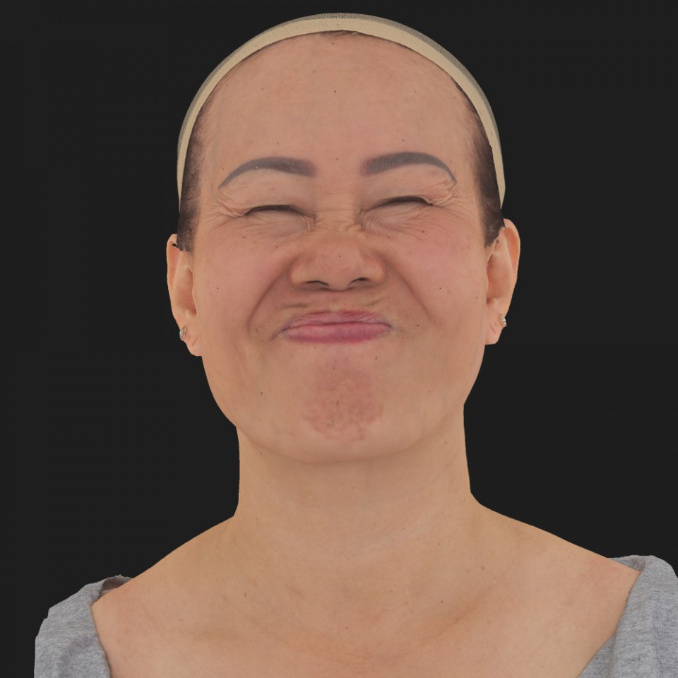 Liliana Chien 06 Face Compression