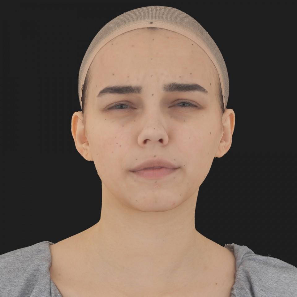 Lillian Cox 15 Phoneme Hard FV-Eye Squint