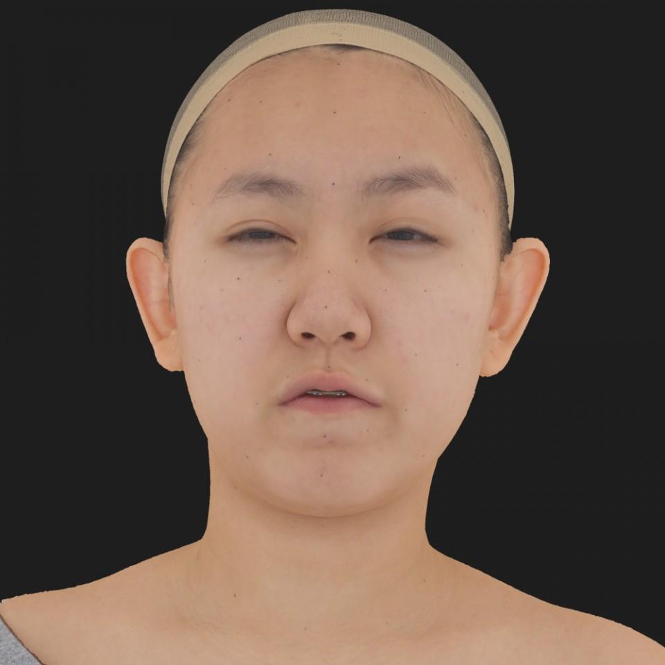 Lilly Ona 15 Phoneme Hard FV-Eye Squint