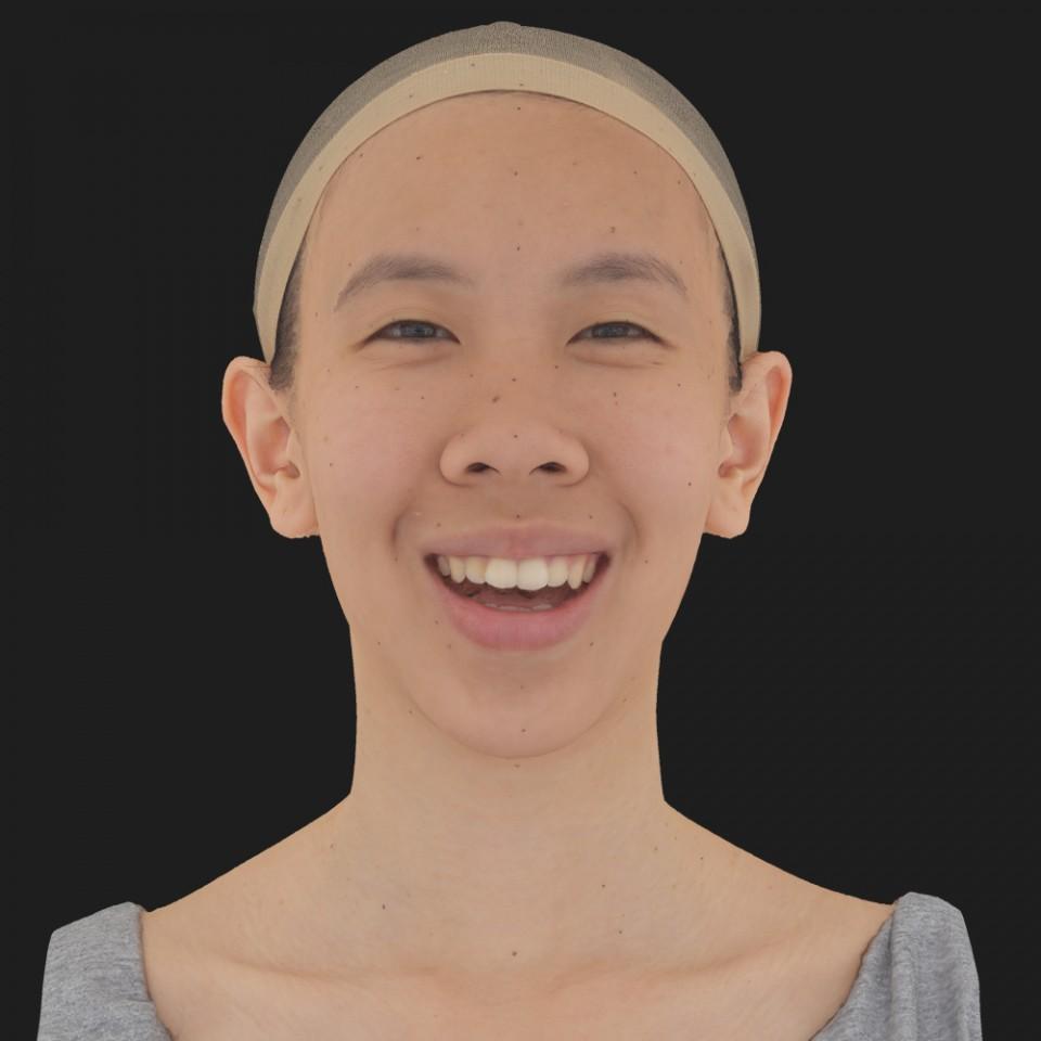 Lin Chu 16 Happy