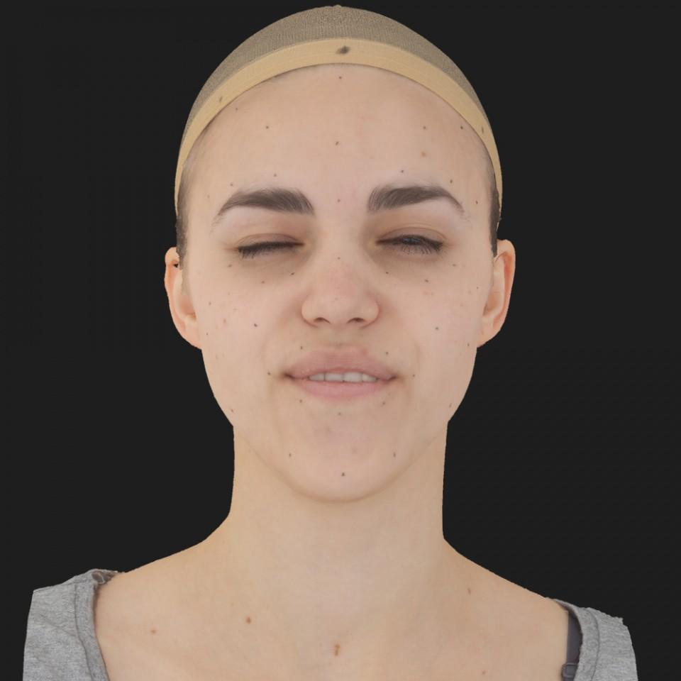 Lin Marcotte 15 Phoneme Hard FV-Eye Squint