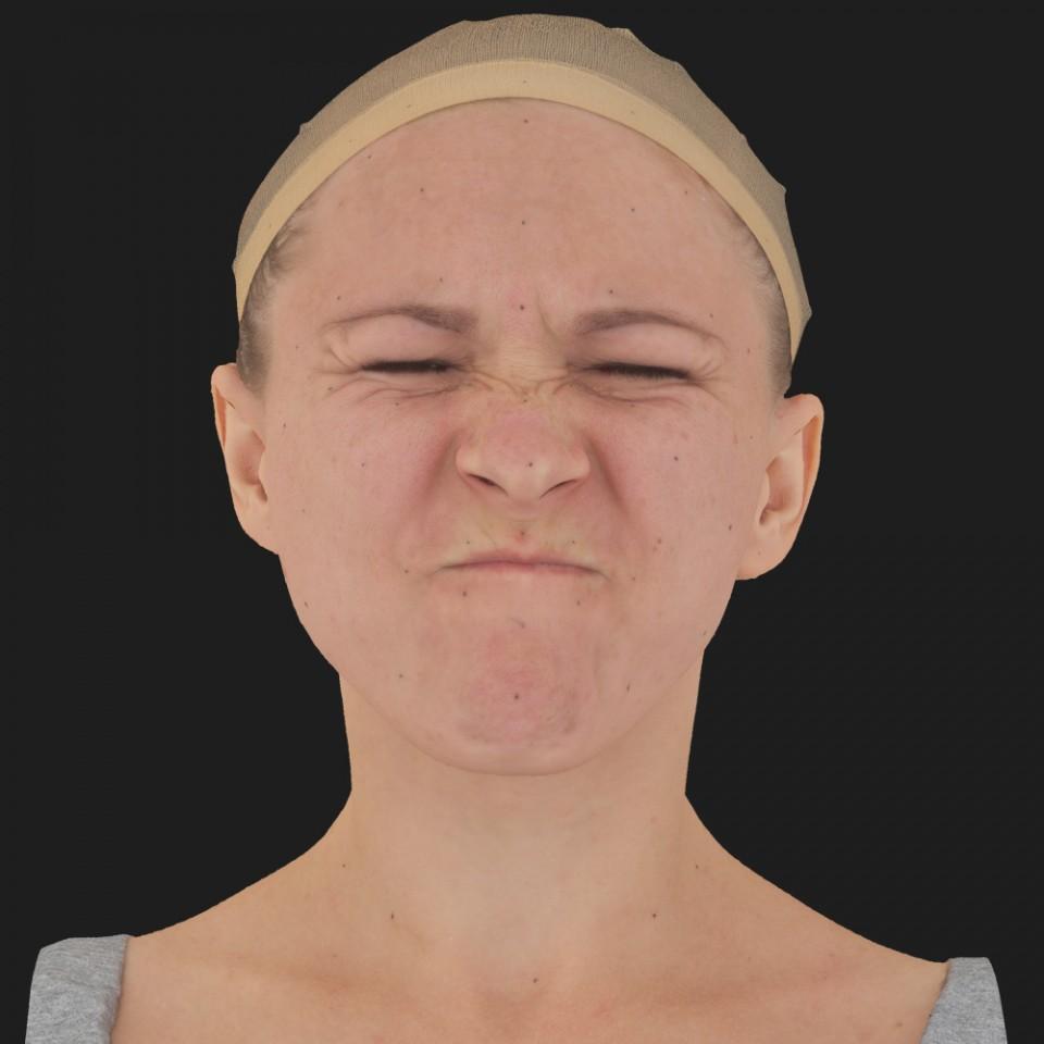 Linda Flores 06 Face Compression