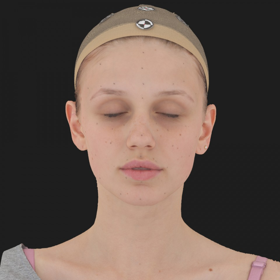 Linda Foster 02 Neutral-Eyes Closed