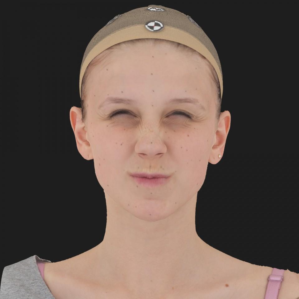 Linda Foster 06 Face Compression