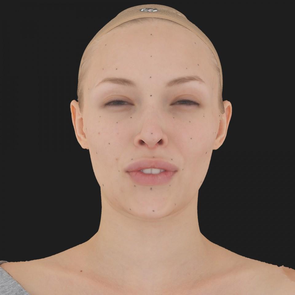 Lisa Goodwin 15 Phoneme Hard FV-Eye Squint