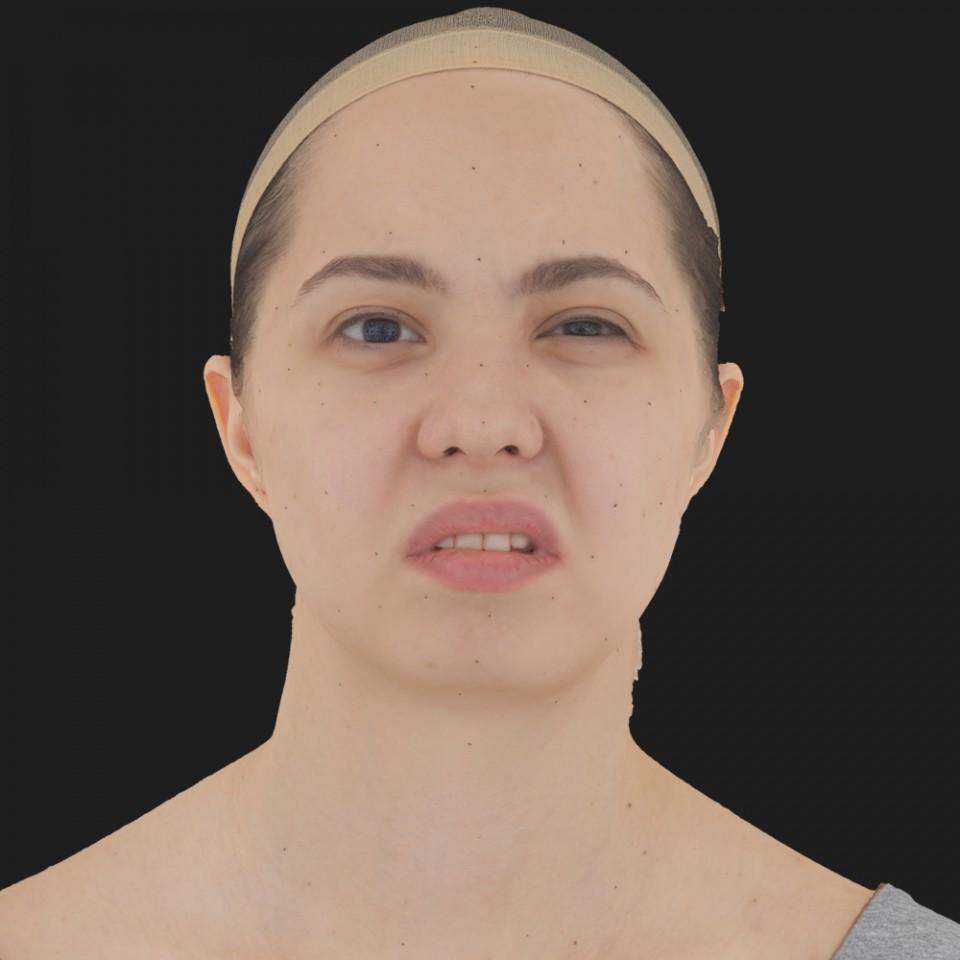 Lisa Kwan 19 Disgust