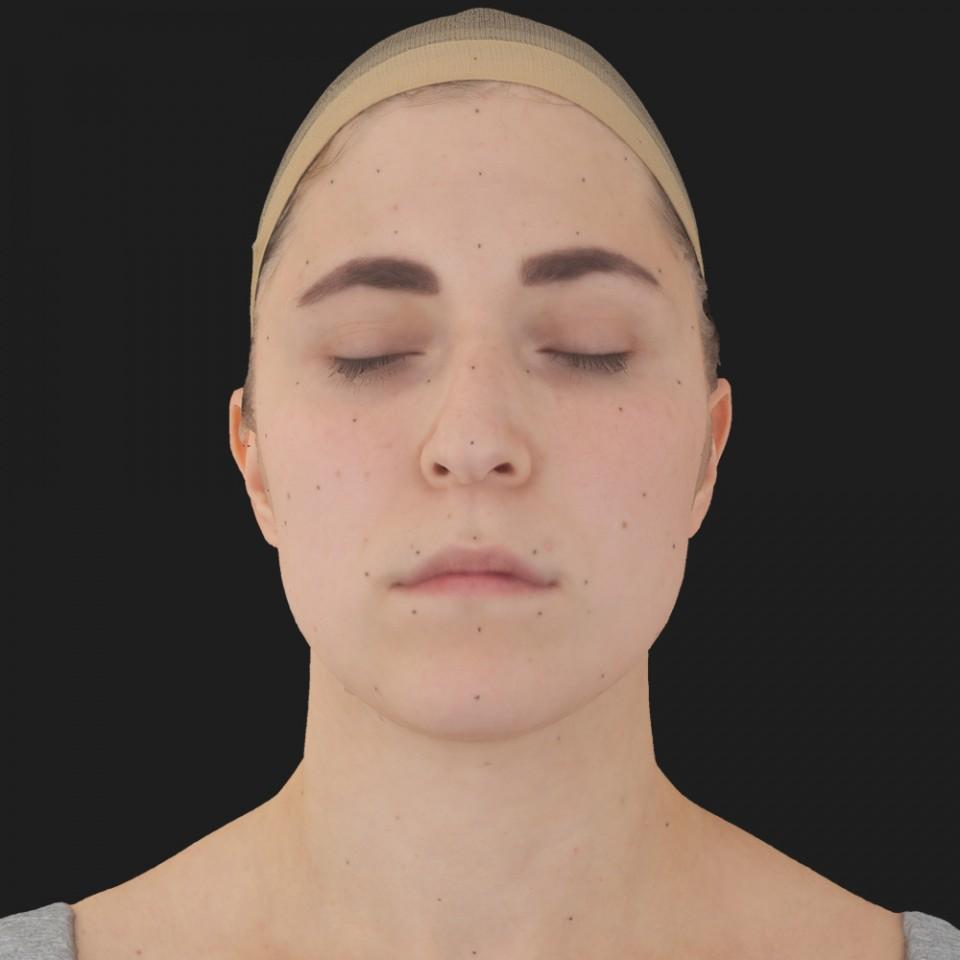 Lisa Thomas 02 Neutral-Eyes Closed