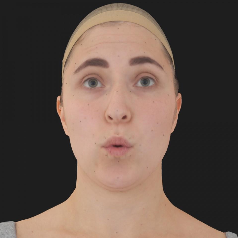 Lisa Thomas 11 Phoneme OO-Brow Raise Eyes Open Wide