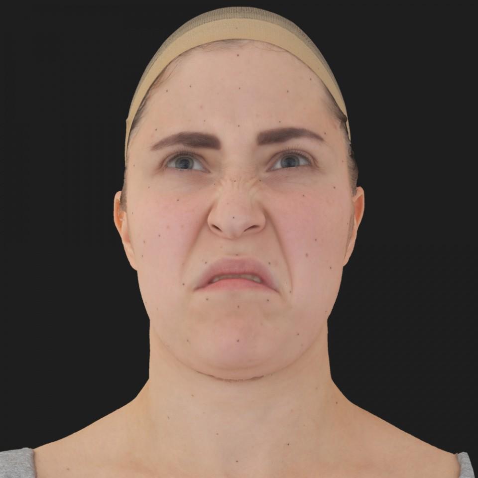 Lisa Thomas 19 Disgust