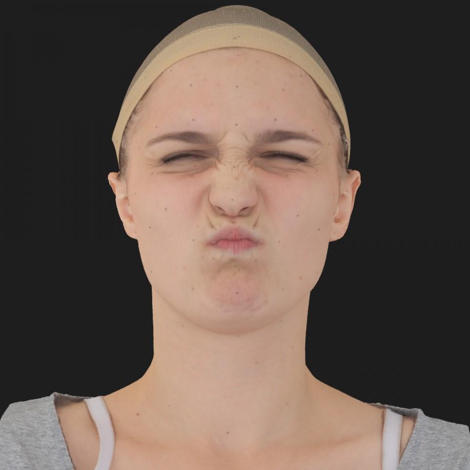 Lora Sharp 06 Face Compression