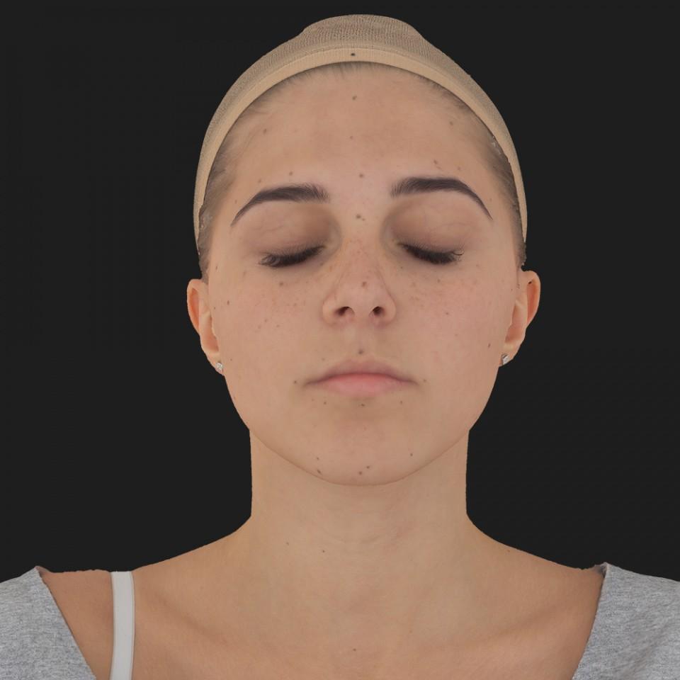 Lori Evans 02 Neutral-Eyes Closed