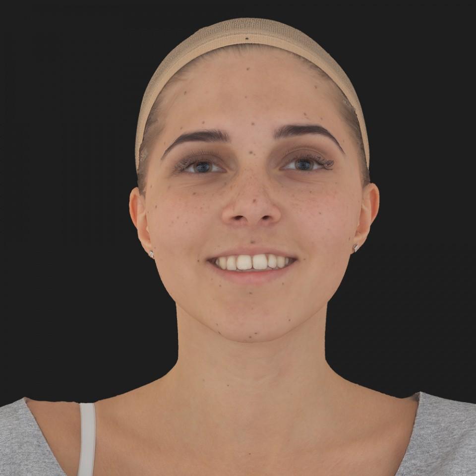 Lori Evans 04 Smile-Mouth Open