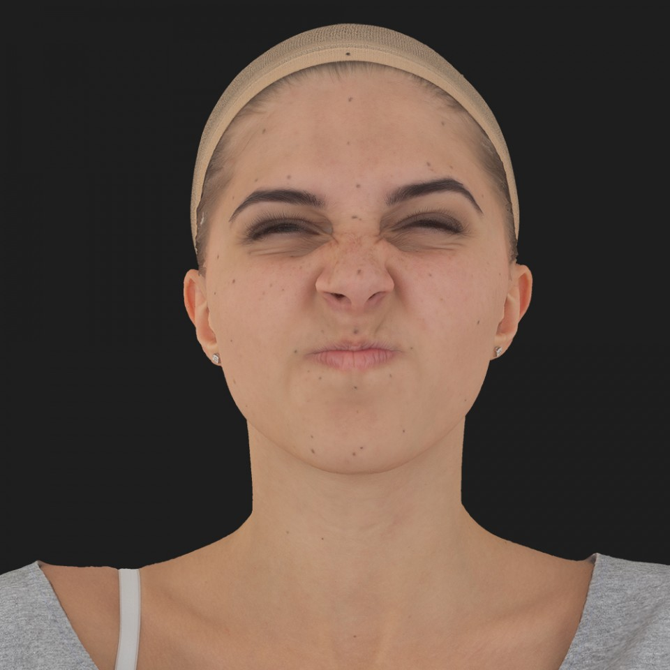 Lori Evans 06 Face Compression