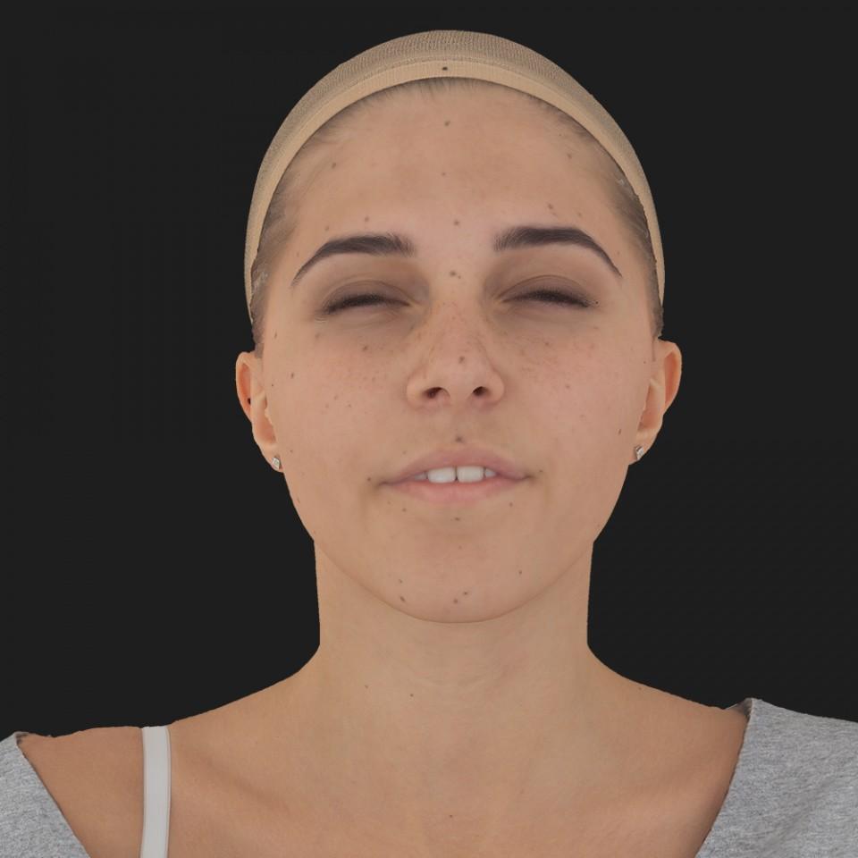 Lori Evans 15 Phoneme Hard FV-Eye Squint