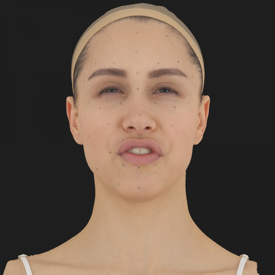 Louise White 15 Phoneme Hard FV-Eye Squint