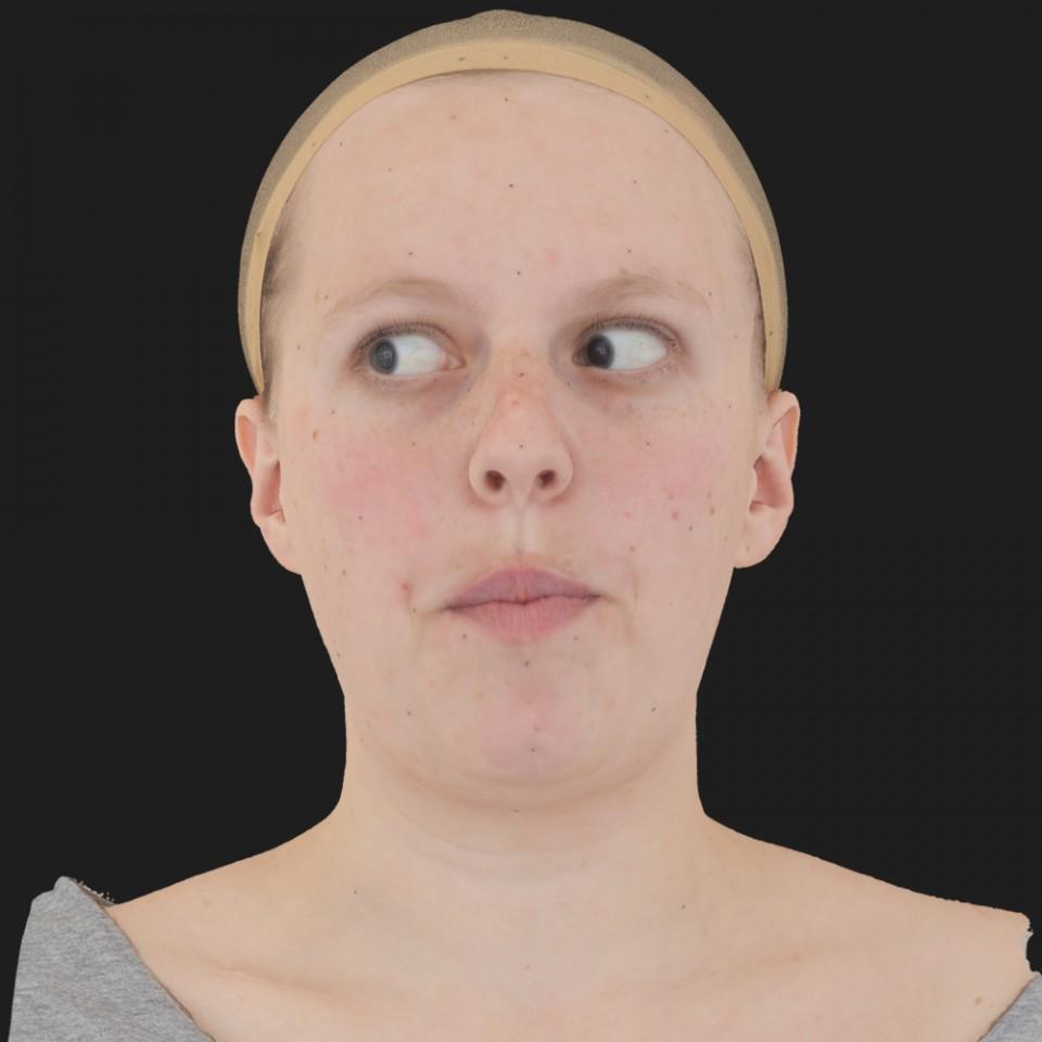 Lucie Wedan 14 Chew Look Right