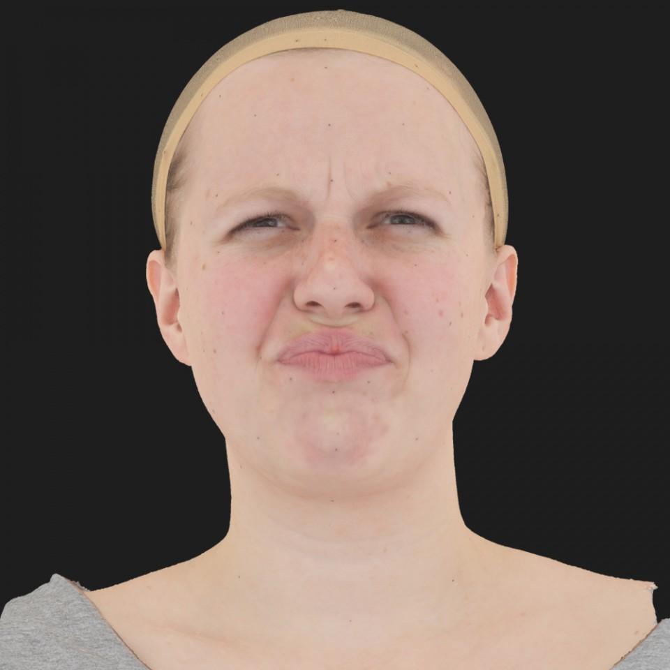 Lucie Wedan 19 Disgust