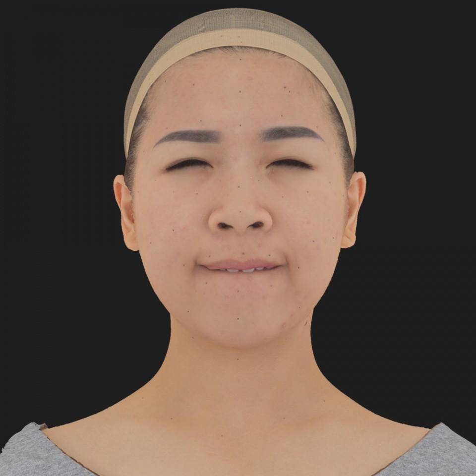 Lucy Lei 15 Phoneme Hard FV-Eye Squint