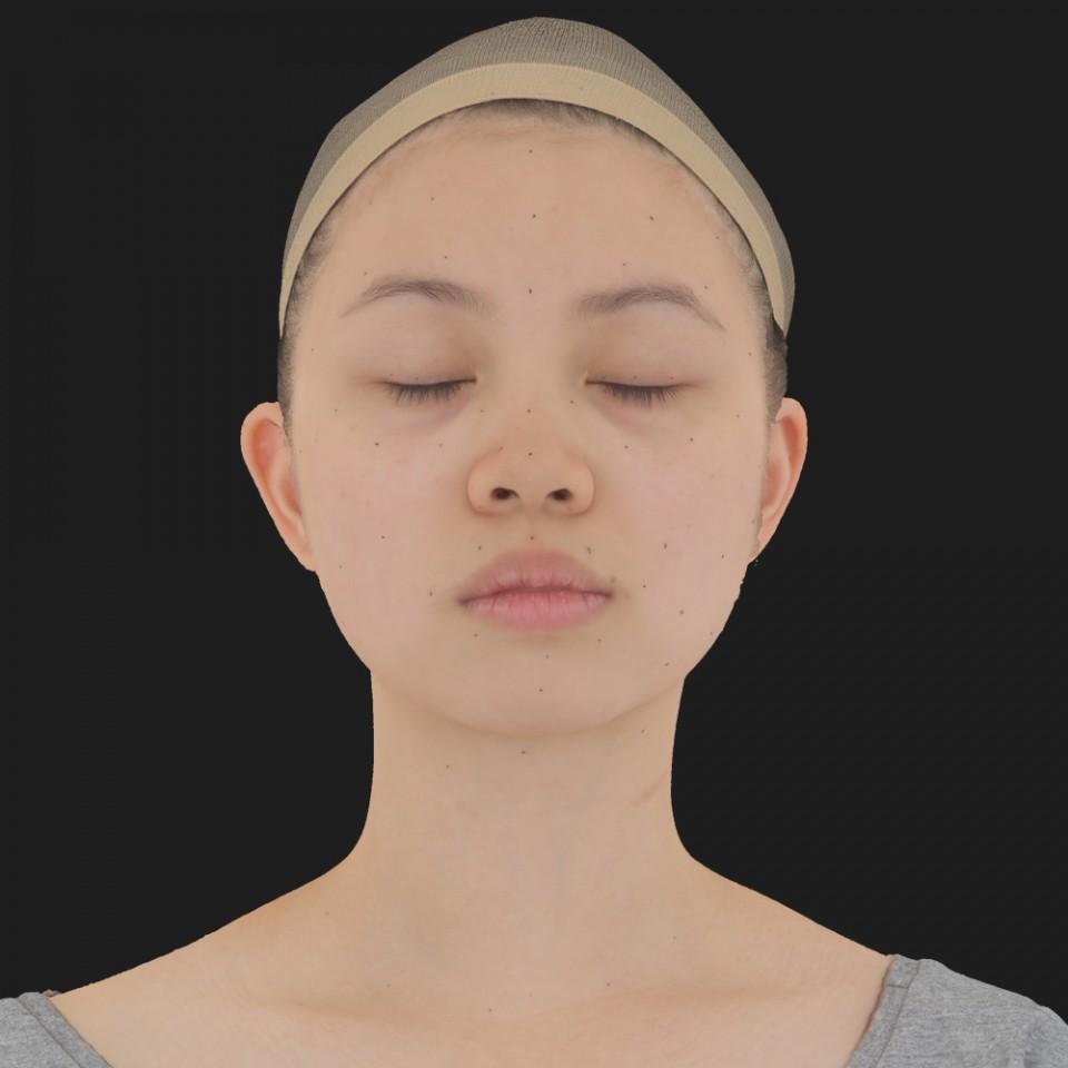Lucy Mae 02 Neutral-Eyes Closed
