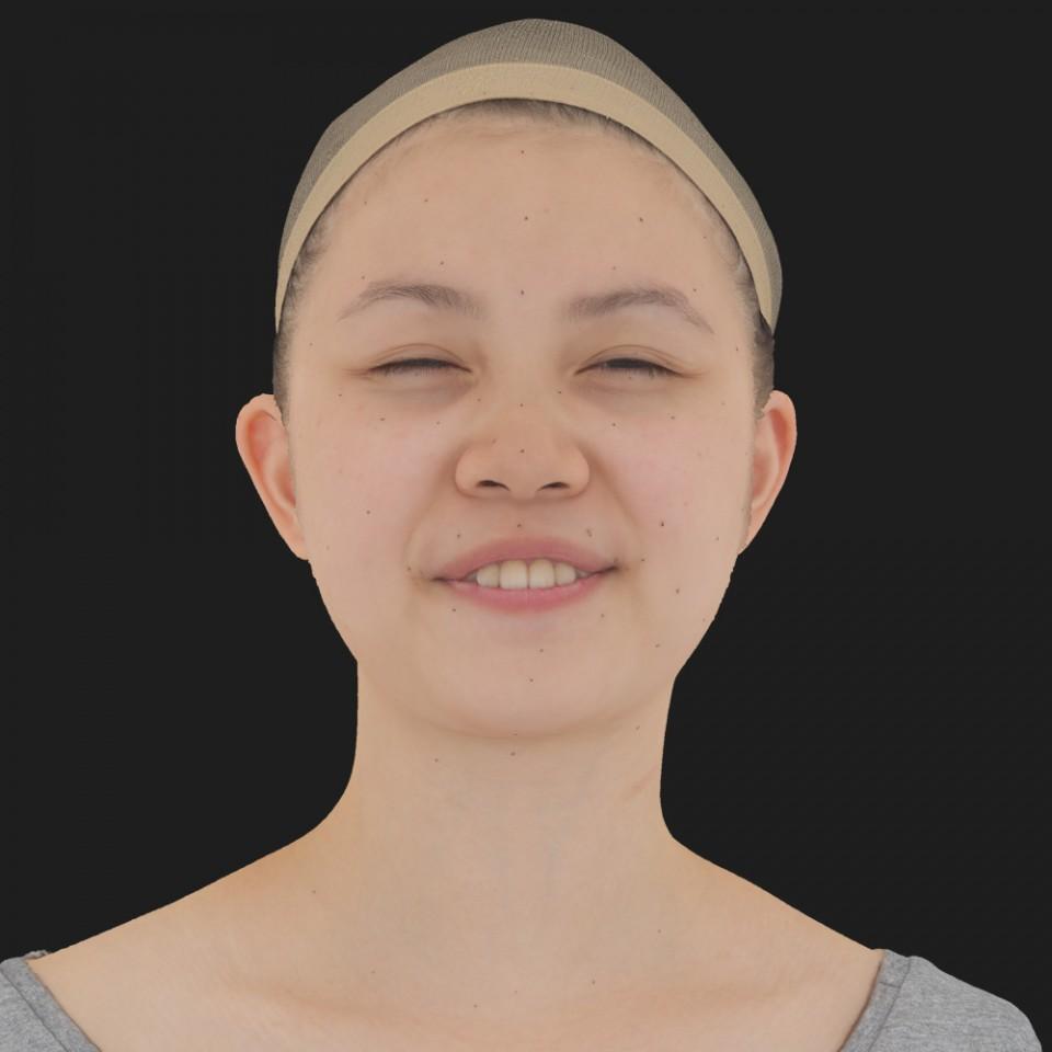 Lucy Mae 15 Phoneme Hard FV-Eye Squint