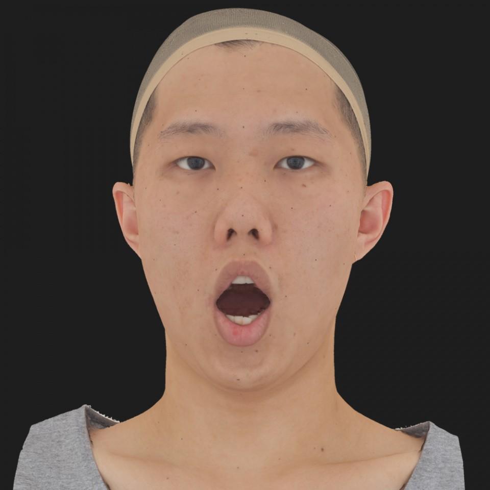 Luke Yoon 05 Jaw Open