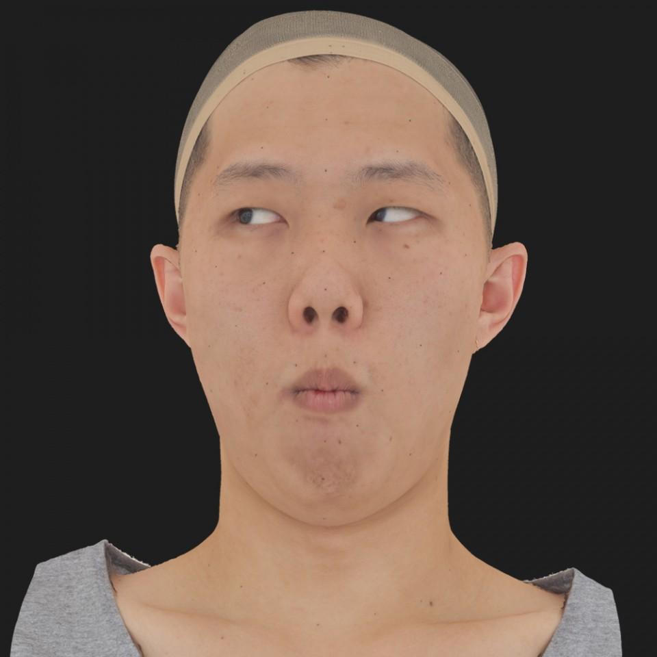 Luke Yoon 14 Chew Look Right