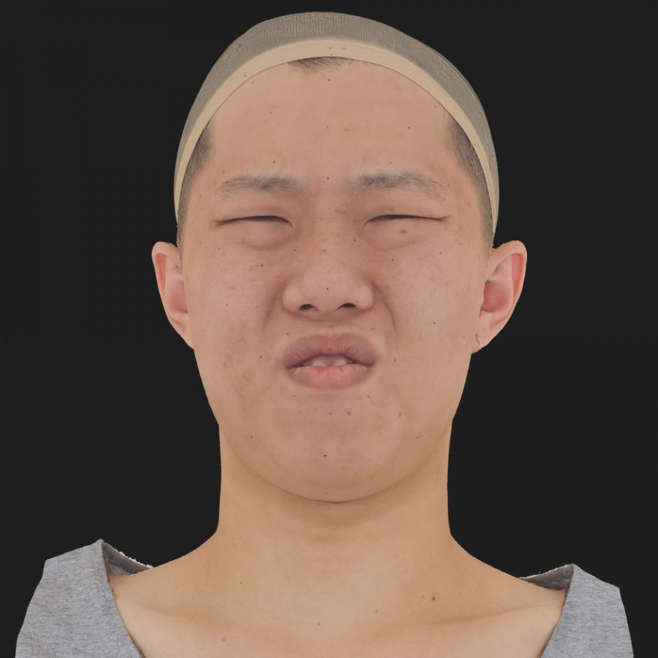 Luke Yoon 19 Disgust