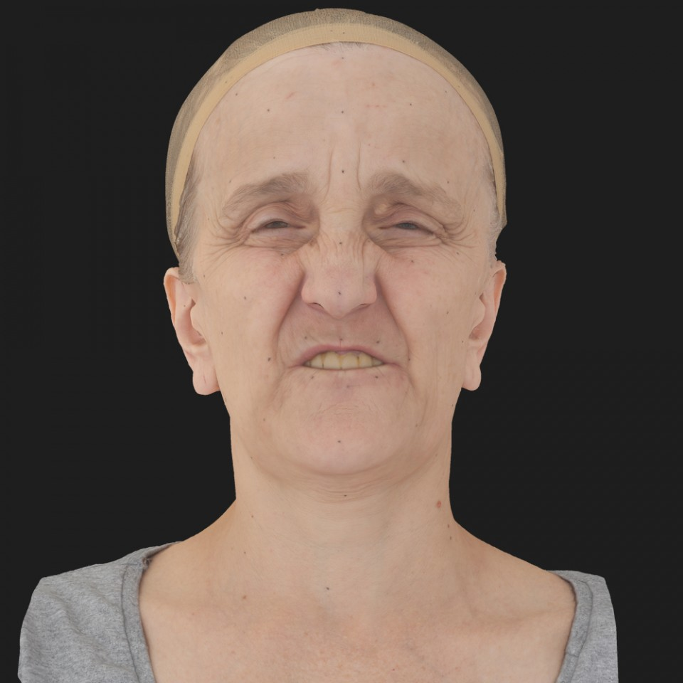 Maggie Ward 15 Phoneme Hard FV-Eye Squint