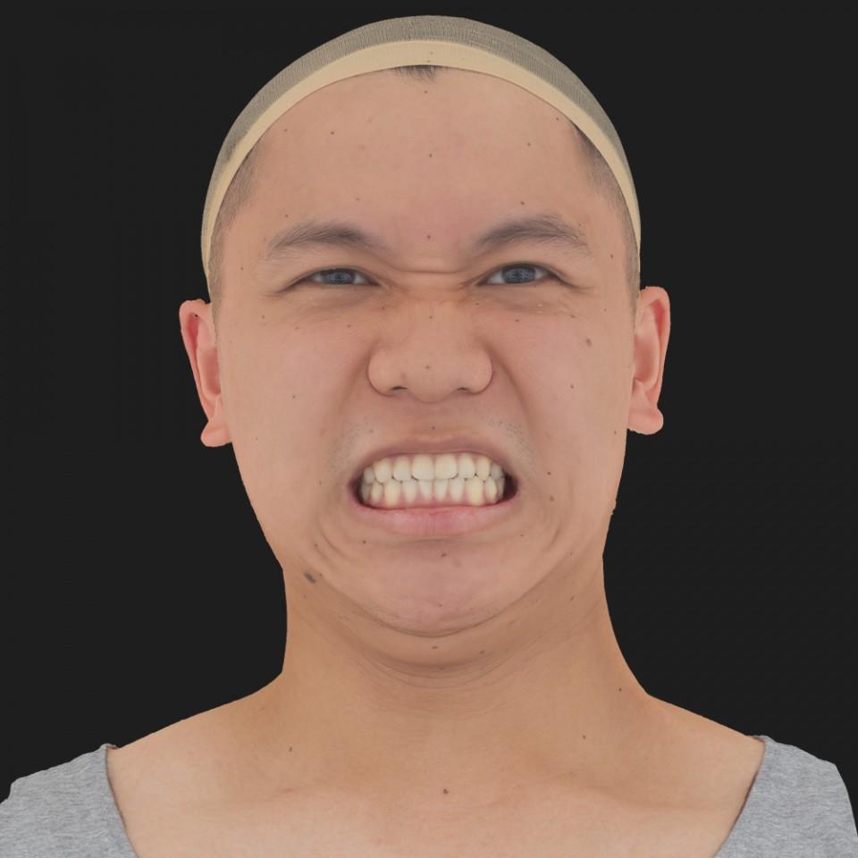 Marco Hishi 20 Rage