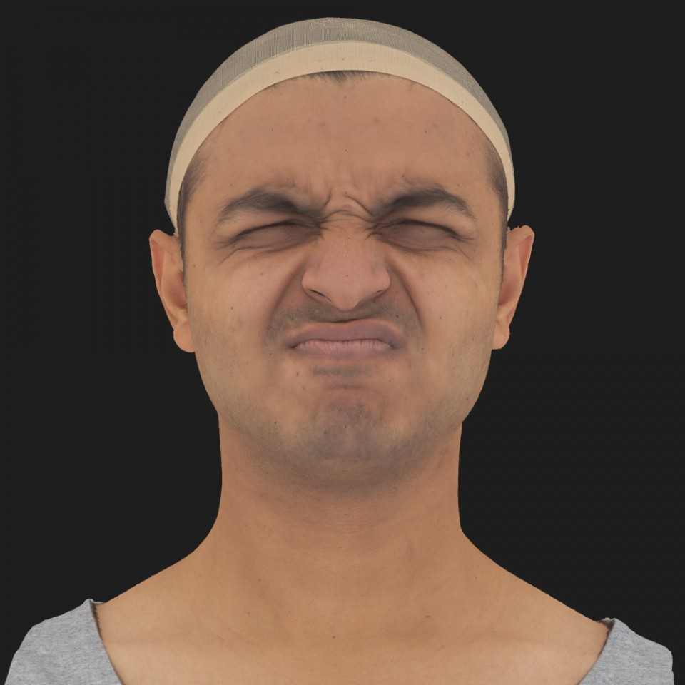 Marcus Dhar 06 Face Compression