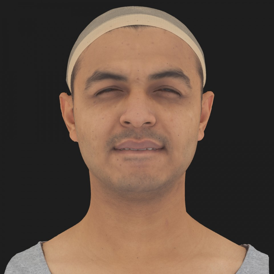 Marcus Dhar 15 Phoneme Hard FV-Eye Squint