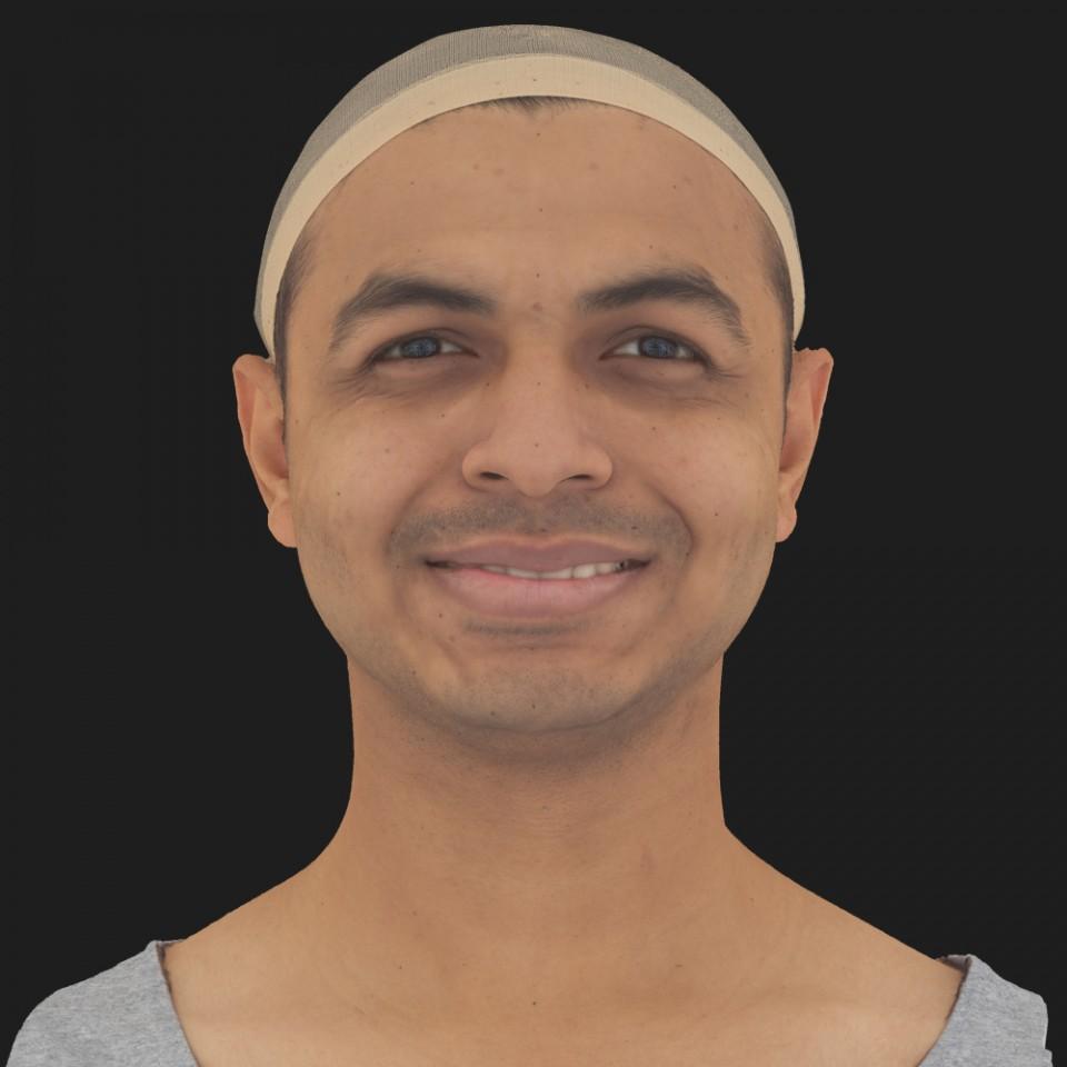 Marcus Dhar 16 Happy