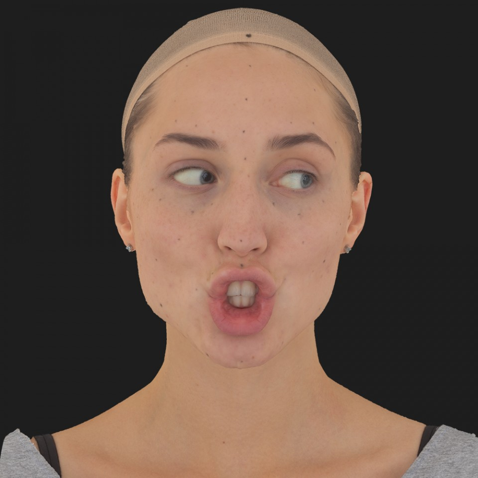 Maria Evans 10 Look Left-Phoneme CH