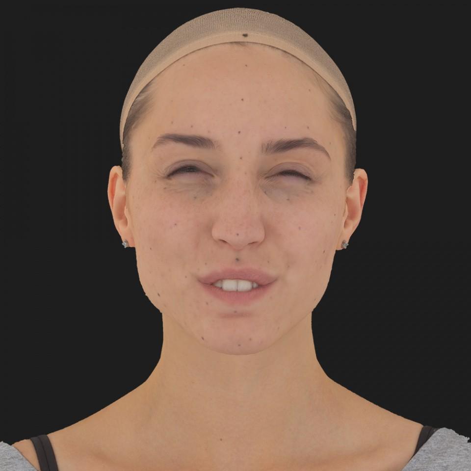 Maria Evans 15 Phoneme Hard FV-Eye Squint