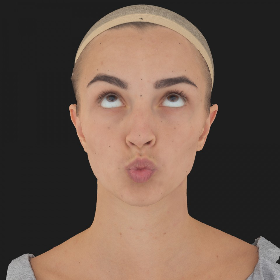 Maria Kelly 12 Pucker-Look Up