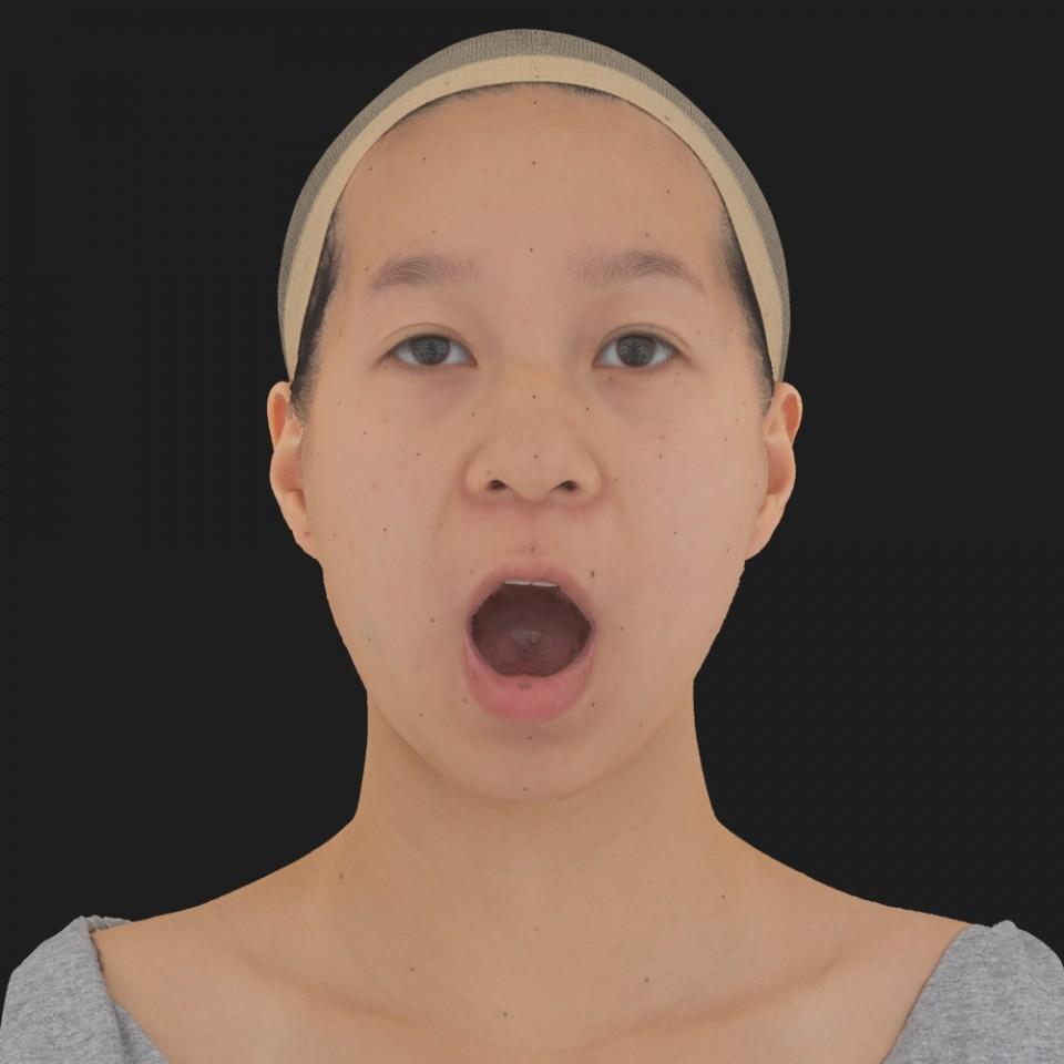 Marie Lu 05 Jaw Open