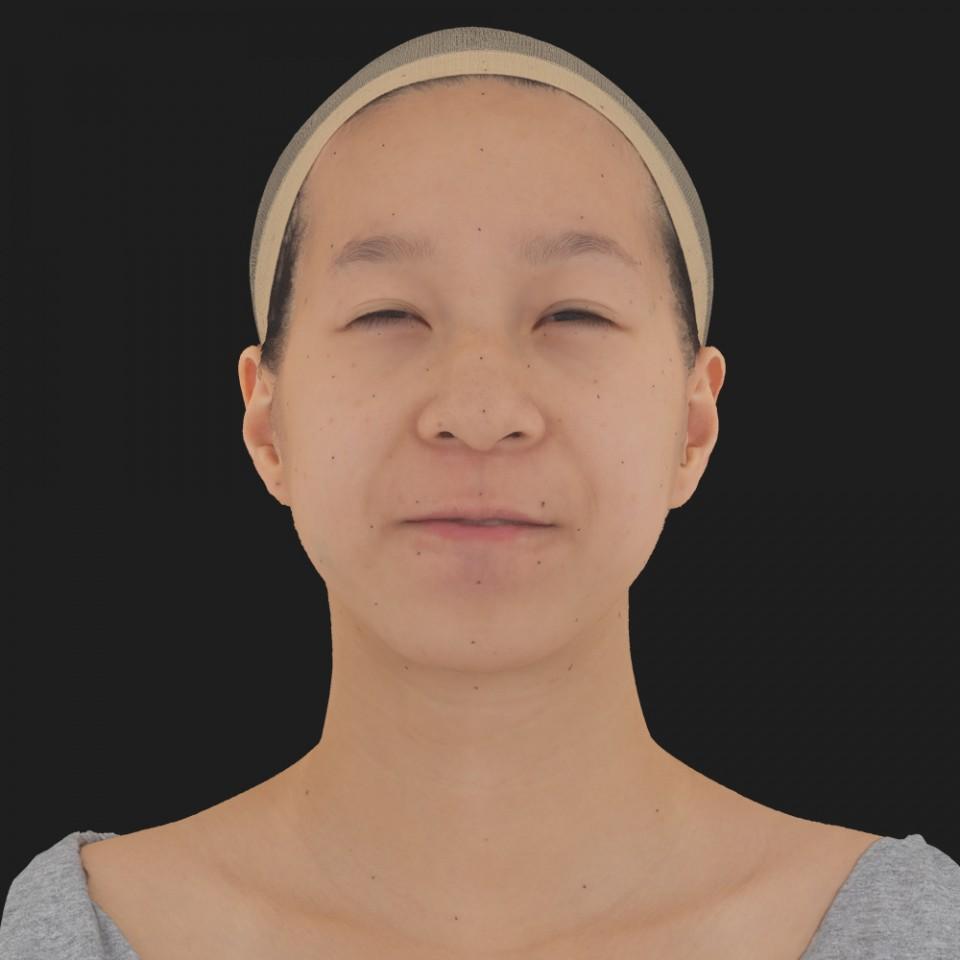 Marie Lu 15 Phoneme Hard FV-Eye Squint