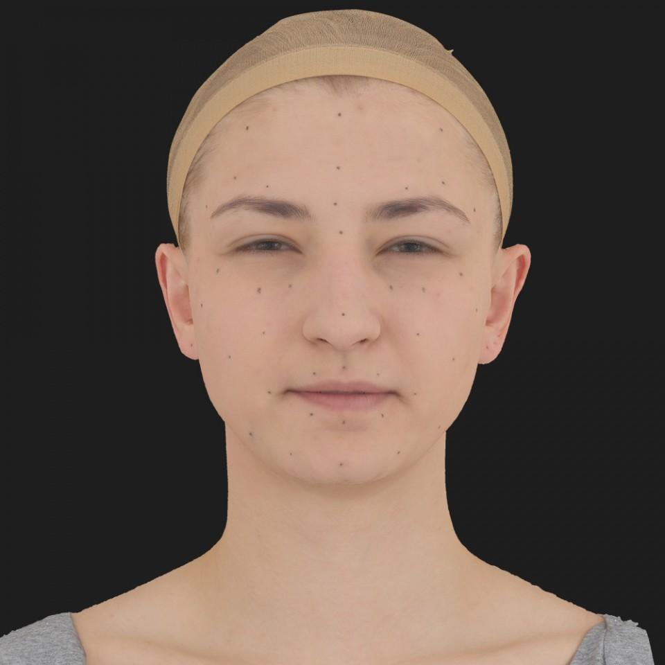 Marie Reyes 15 Phoneme Hard FV-Eye Squint
