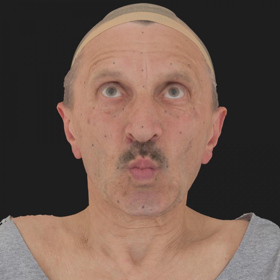 Mario Sotti 12 Pucker-Look Up