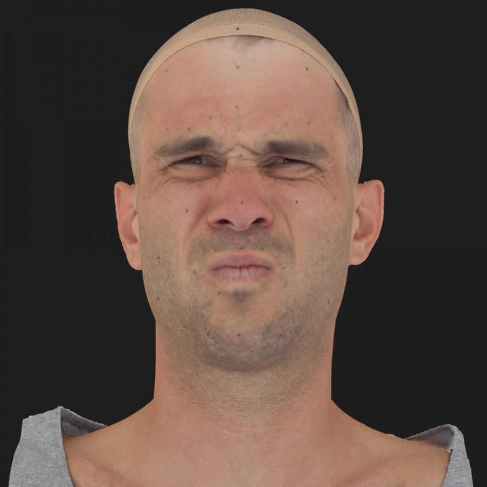 Mark Green 06 Face Compression