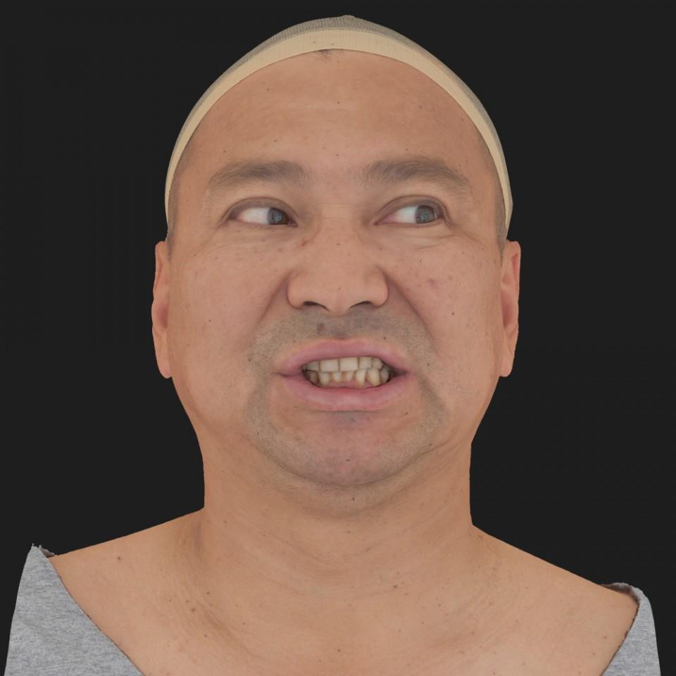 Mark Yun 10 Look Left-Phoneme CH