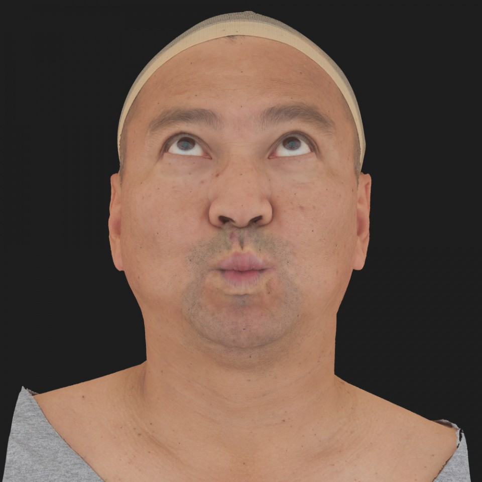 Mark Yun 12 Pucker-Look Up