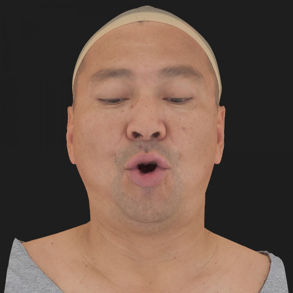 Mark Yun 13 Phoneme OH-Look Down