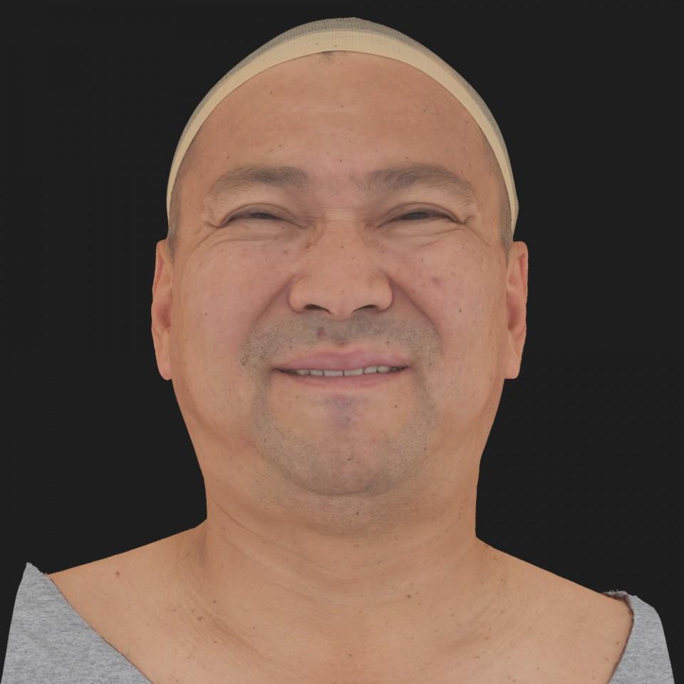 Mark Yun 15 Phoneme Hard FV-Eye Squint