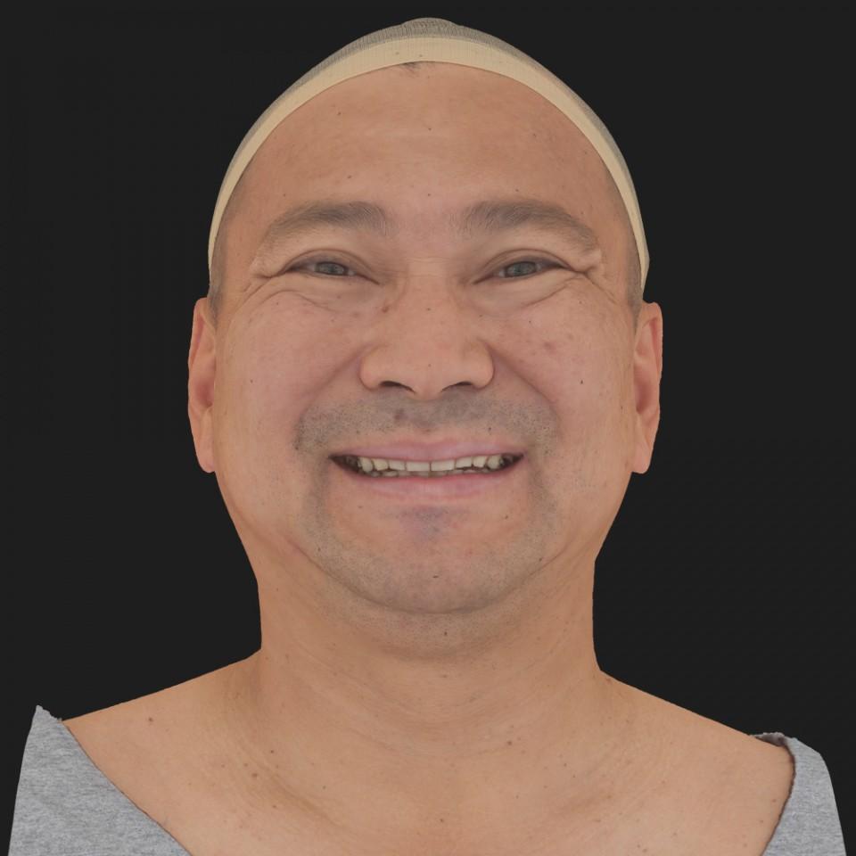 Mark Yun 16 Happy