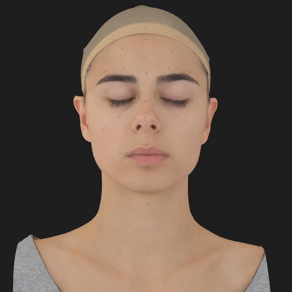 Marta Hudson 02 Neutral-Eyes Closed
