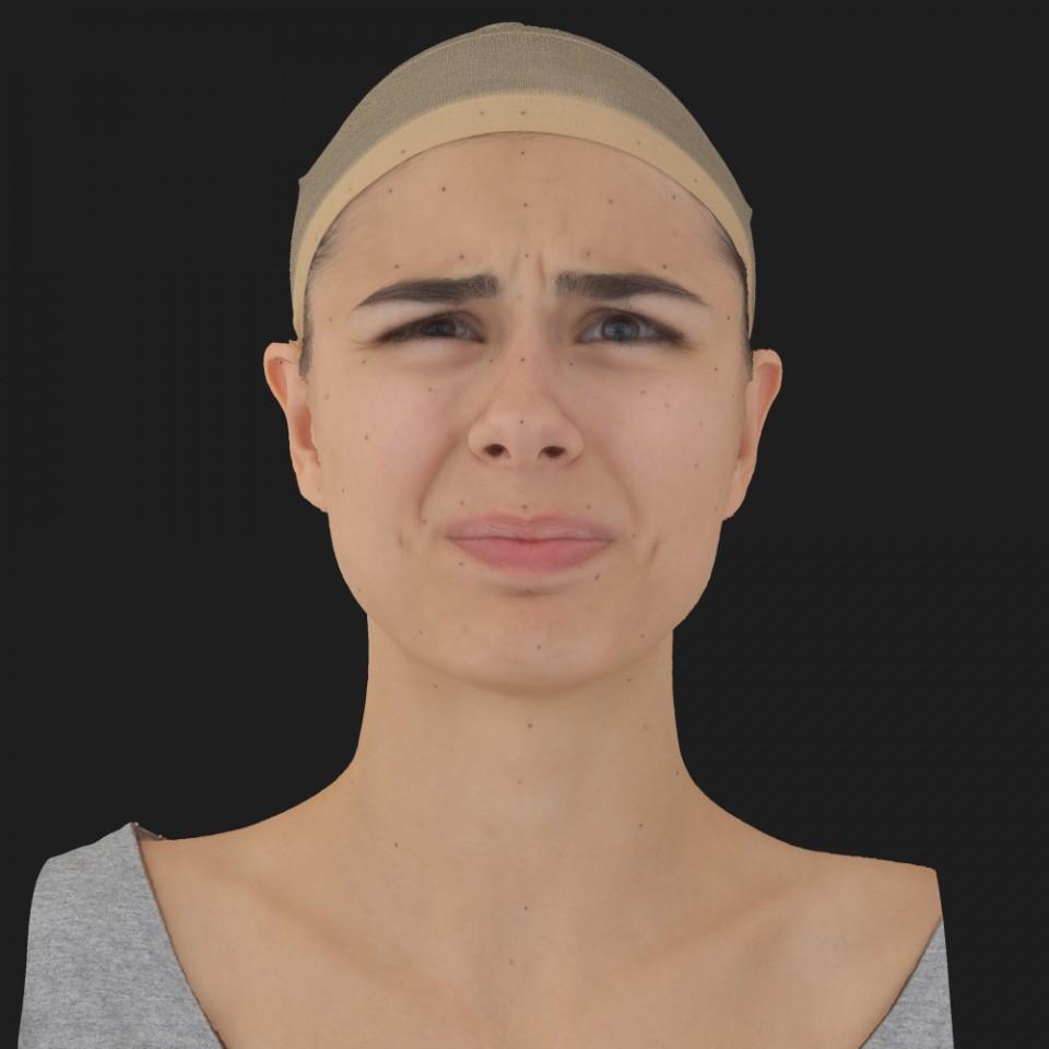 Marta Hudson 18 Pain